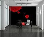 Blood Splot Wallpaper