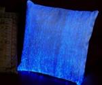 Fiber Optics Pillow