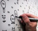 I See You Drawable Wallpaper