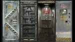 Metal Core Door Decals