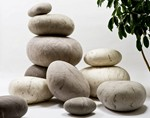 Outdoor Boulder Cushions