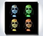 Warhol-Style Darth Vader Prints