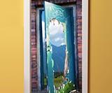3D Door Wraps