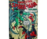 6-Foot Spider-Man/X-Men Room Divider