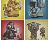 Star Wars Kids Prints