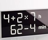 Albert Clock - Calculate the Time, Einstein