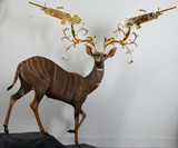 Armed Taxidermy