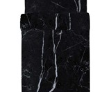 Black & White Marble Bedding