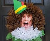 Buddy the Elf Wreath