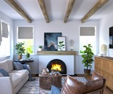 Decorative Self-Install Faux Wood Ceiling Beams