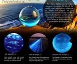 Dino Living Marine Plankton Sphere