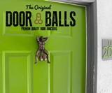 Doorballs Door Knocker (NSFW)
