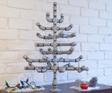 Galvanized Steel Pipe Industrial Christmas Tree