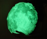 Glow-in-the-Dark Moon Pillow