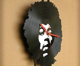 Gods of Rock Vinyl Wall Clocks