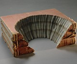 Guy Laramee Book Sculptures - El Libro de Arena