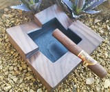 Handmade Walnut Cigar Ashtrays