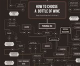 How to Choose a Bottle of Wine Poster