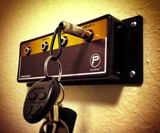Jack Rack Guitar Amp Key Holders