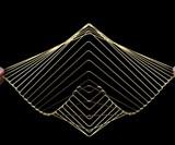 Kinetrika Square Wave Kinetic Sculptures