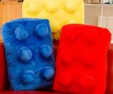 LEGO Building Brick Pillows
