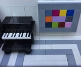 Little Brick Lane Custom Scale LEGO Home Models