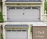 Magnetic Decorative Garage Door Hinges & Handles