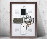 Old Phone Art