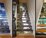 RiserArt Adhesive Stairway Decor