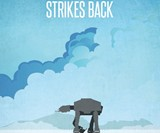 Star Wars Print - The Empire Strikes Back