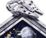 Star Wars Return of the Jedi Wall Clock