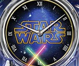 Star Wars Return of the Jedi Wall Clock