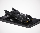 Swarovski Crystal Batmobile Model