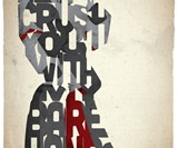 Typographic Iconic Movie Prints - Megatron