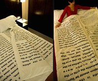 Bedtime Stories Duvet Cover