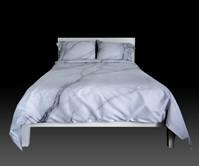 Black & White Marble Bedding