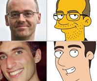 Cartoon Portrait of You
