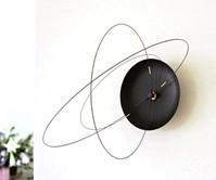Rotating Orbits Clock