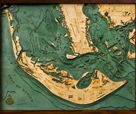 Wood Bathymetric Charts