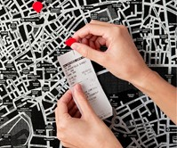 Pin City Wall Maps