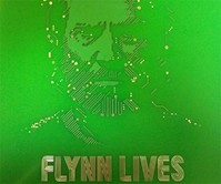 TRON Flynn Lives Printed Circuit Board