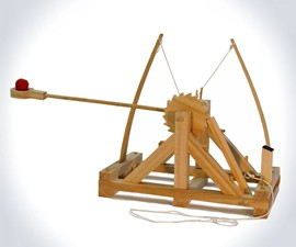 Desktop Warfare - da Vinci Catapult Kit