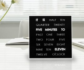 The Grammarian's Clock
