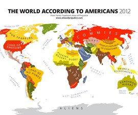 The World According To Americans