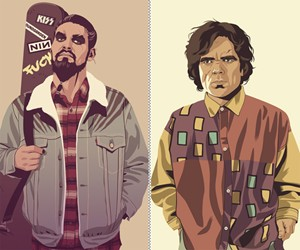 1980s/90s Game of Thrones Characters