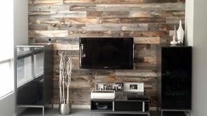 Stikwood - Peel & Stick Wood Decor