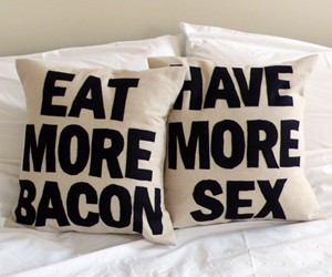 What's On Your Mind Pillows
