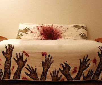 Zombie Apocalypse Bedding Dudeiwantthat Com
