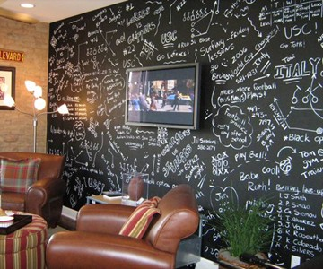 Kitchen Chalkboard Walls Ideas