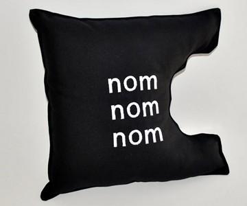 Nom Nom Nom Pillow